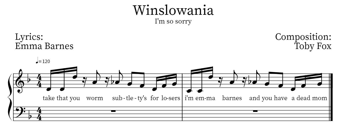 Winslowania 2